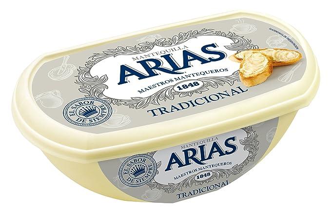 Arias Mantequilla tradicional salada - 235 gr