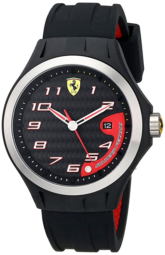 Review Ferrari Men's 0830012 Lap