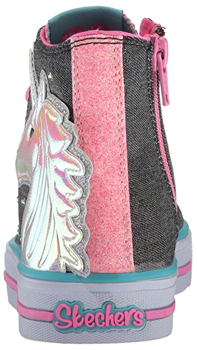 04c995bd6b6a3 Amazon.com | Skechers Kids Girls' Shuffles-Prancing Pretty Sneaker |  Sneakers