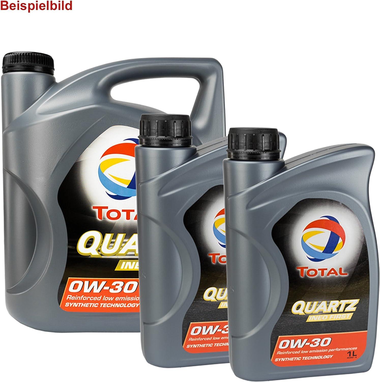 7 Liter MotorÖl Total Quartz Ineo First 0w 30 Auto