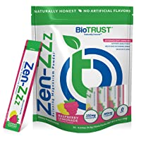 BioTrust Zen-Zzz Relaxing Magnesium Powder an Anti-Stress and Anti-Worry Beverage...
