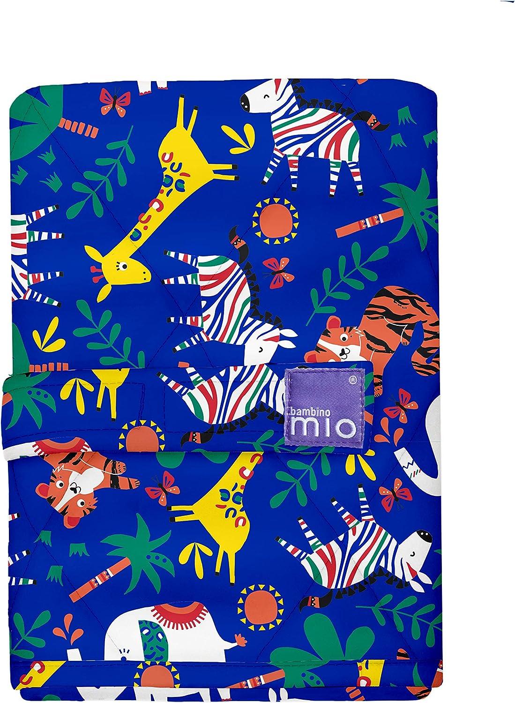 Bambino Mio Matelas /à Langer Safari en F/ête Rouge 1 Unit/é