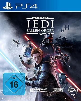 Star Wars Jedi: Fallen Order - Standard Edition - [PlayStation 4]: Amazon.de: Games
