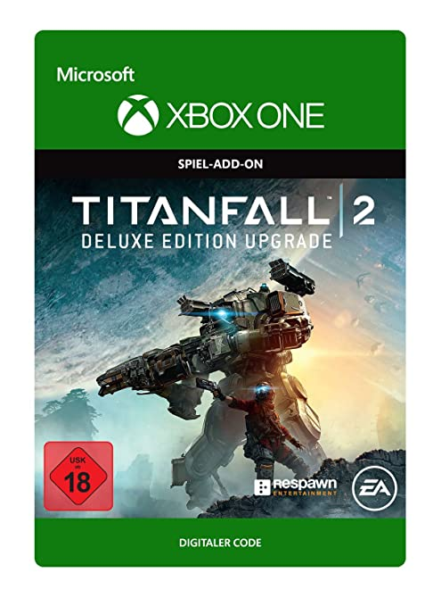 Titanfall 2: Deluxe Upgrade DLC [Xbox One - Download Code]