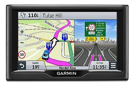Garmin NUVI 58LM Navigationssystem Kontinent Amazonde Navigation