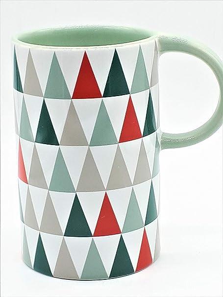 Starbuck Coffee Mug 2017 Trees