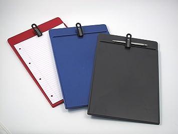 Adventa KBS01-AS Kilpboard, Plastic, Papelería, Clipboard Pack ...