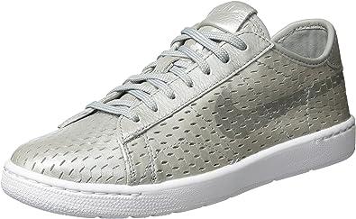para jugar Independiente Analista  Nike W Tennis Classic Ultra PRM, Zapatillas de Deporte para Mujer, Plateado  (Metallic Silver/Mtllc Silver), 38 EU: Amazon.es: Zapatos y complementos