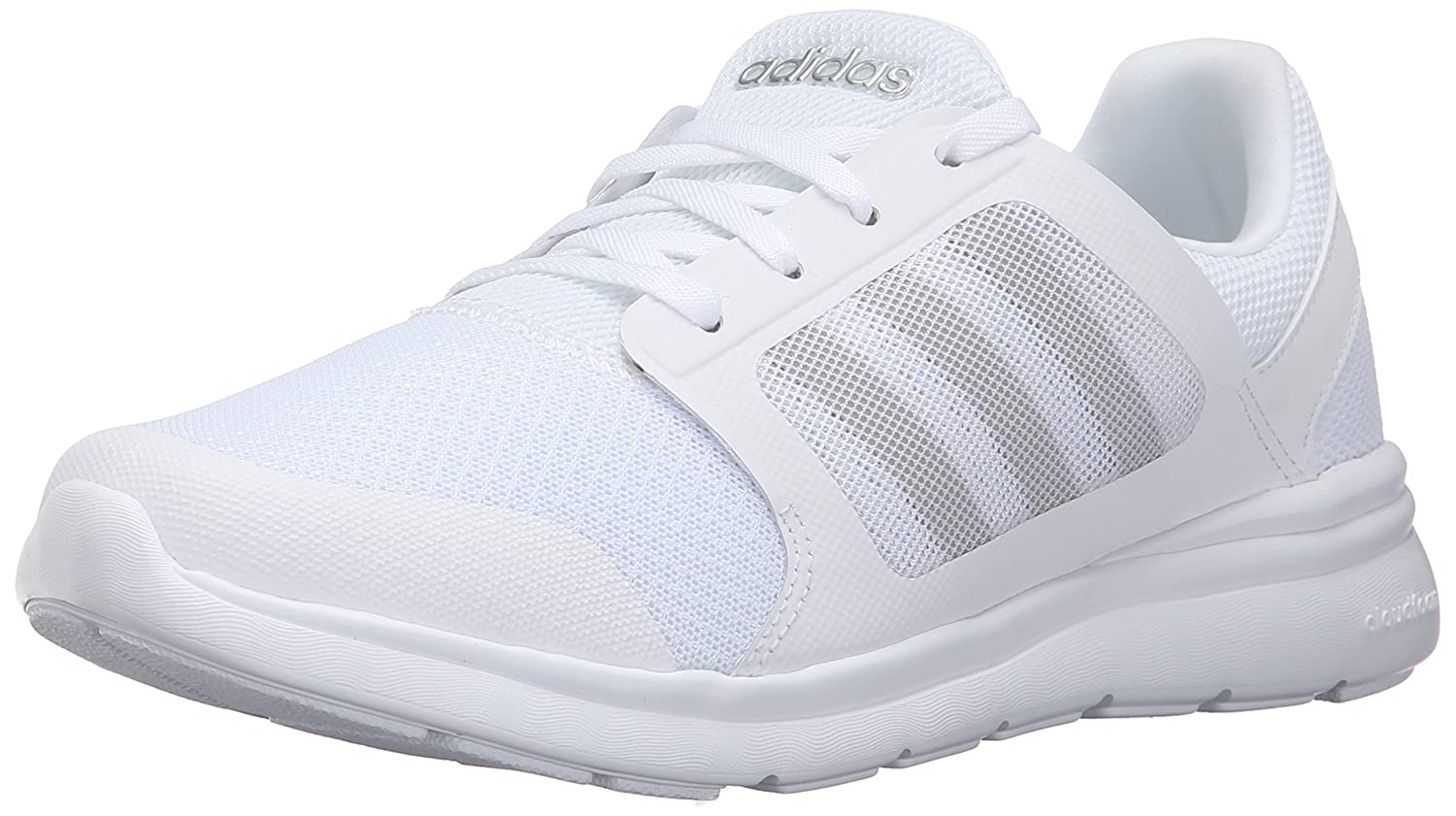 adidas NEO Women's Cloudfoam Xpression Casual Sneaker CLOUDFOAM XPRESSION W-W