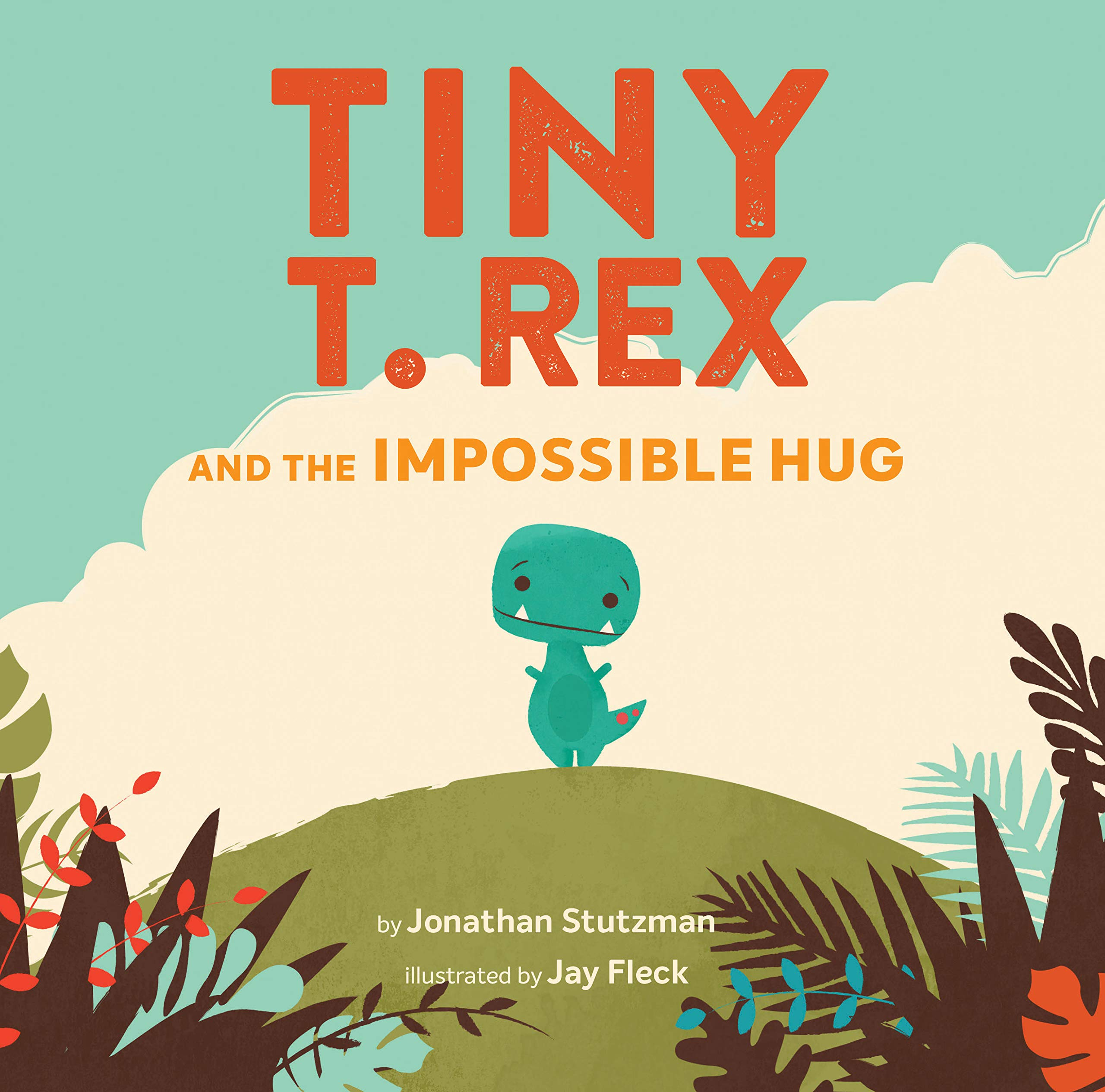 Image result for tiny t rex and the impossible hug