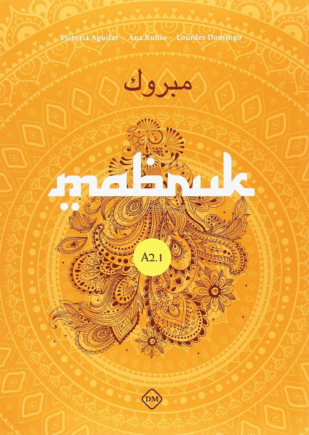 MABRUK A2.1 (Árabe) Tapa blanda – Ilustrado, 1 sep 2014 DIEGO MARIN LIBRERO EDITOR SL. 8416165734