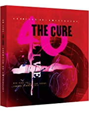 THE CURE: 40 LIVE - CURÆTION-25 + ANNIVERSARY [Region Free]
