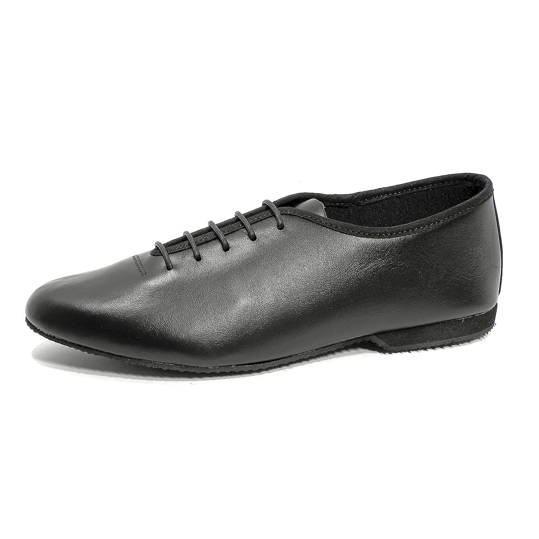 [キャットワース] ダンスシューズ (Jazz Shoes) CAT02 B07DLK7211 22.5~23.0 cm|ブラック ブラック 22.5~23.0 cm