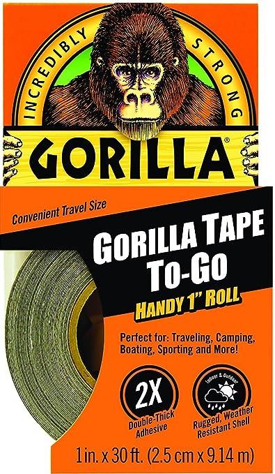 19 opinioni per Gorilla glue 3044401- Tape gorilla da 1 pollice a portata di mano rotolo