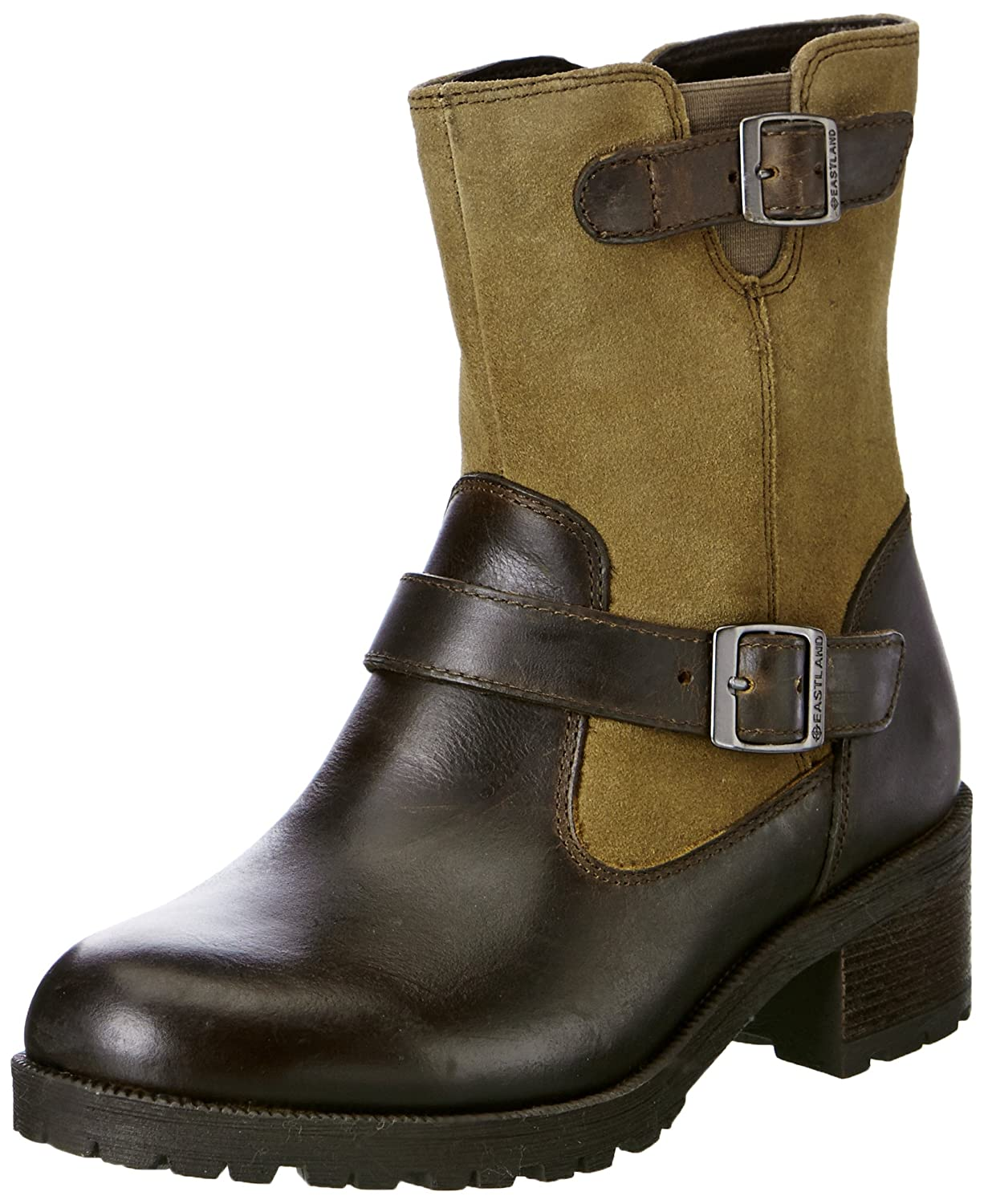 Eastland Women's Belmont Boot B00P2XQJX2 8 B(M) US|Bomber Brown
