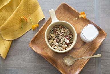 Elan Grain Free Paleo Cashew Granola, Low Carb Cereal ...