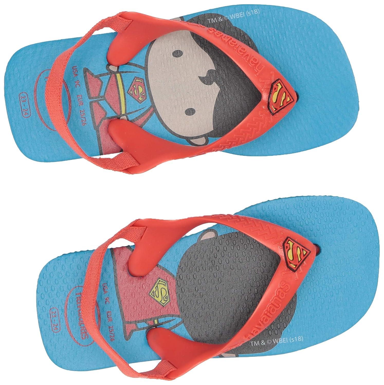 Toddler Havaianas Kids Baby Boys Baby Heroes Flip-Flop