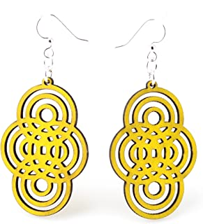product image for Overlapping Circles Earrings