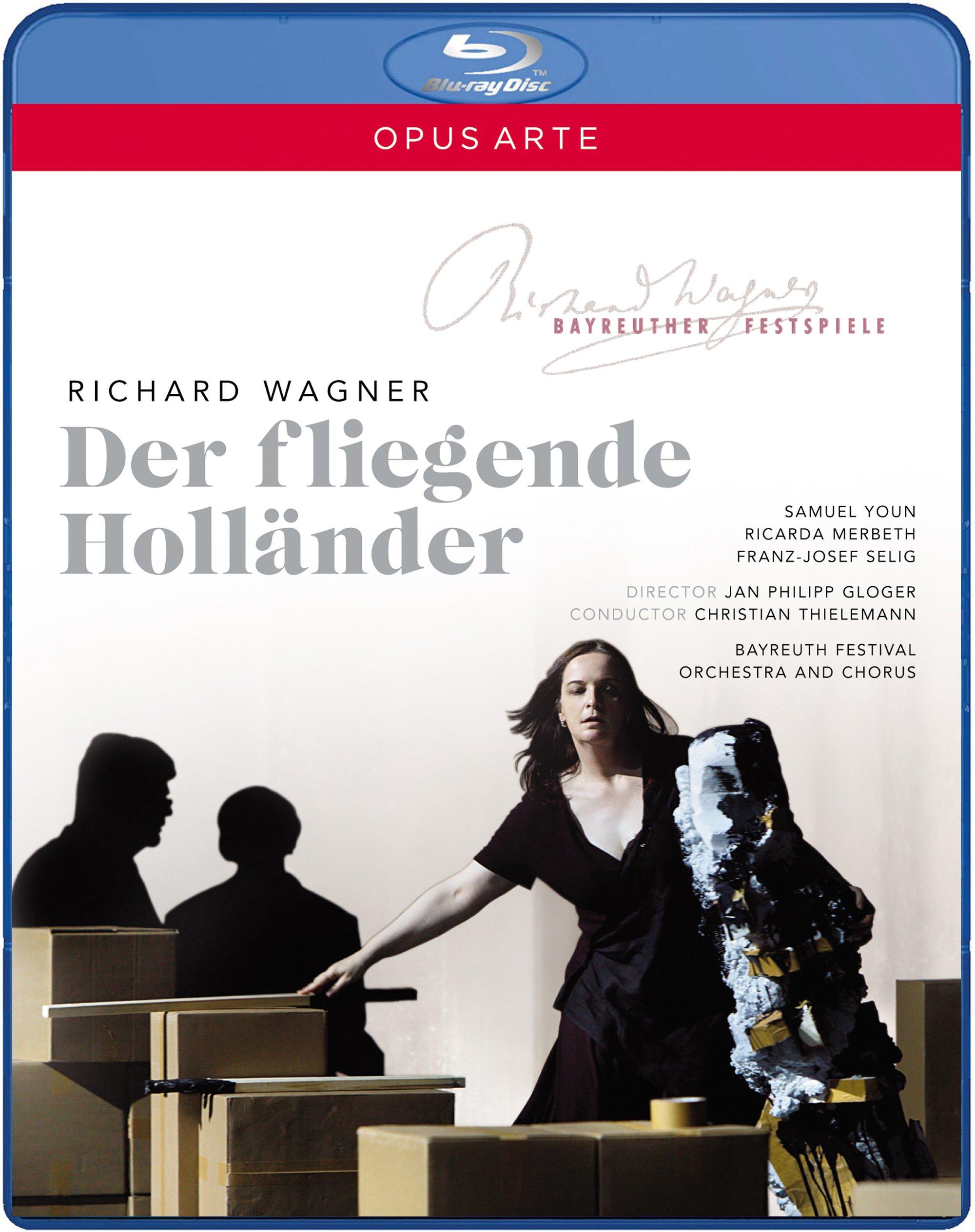 Der Fliegende Hollander (Blu-ray)