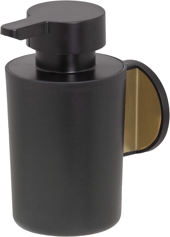 Soldering Tiger Soap Dispenser Stainless Steel Popular brand Black Brushed 6.8x Brass