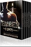 Ember: A Dark Vampire Romance (The Seeker Series Book 1)