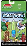 Melissa & Doug On the Go Water Wow! Reusable Water-Reveal Activity Pad - Animals