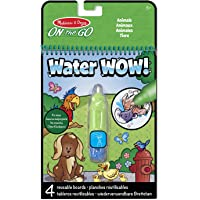 Water Wow! - Animals: Activity Books - On the Go