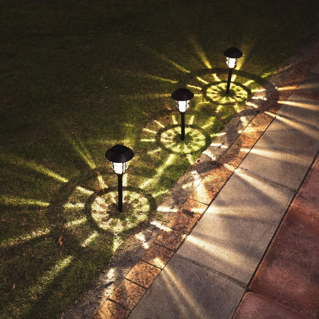 Amazon Promo Code for Solar Walkway Lights Outdoor