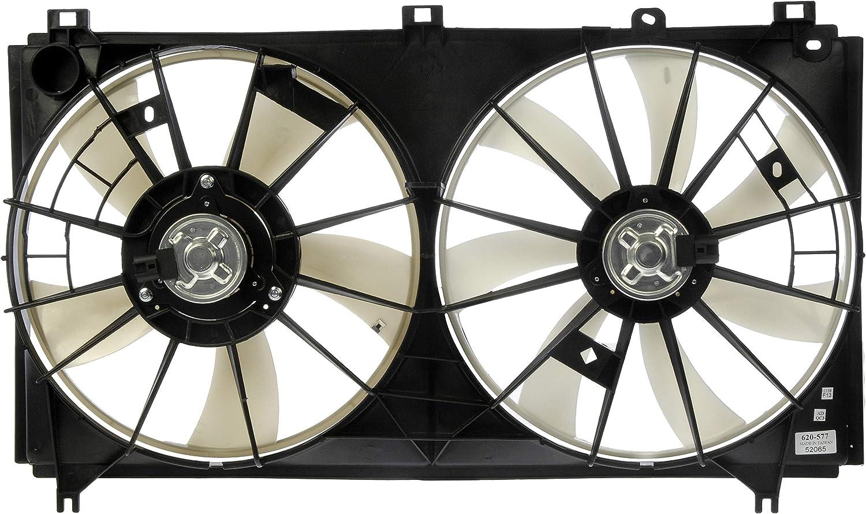 Dorman 620-577 Engine Cooling Fan Assembly for Select Lexus Models