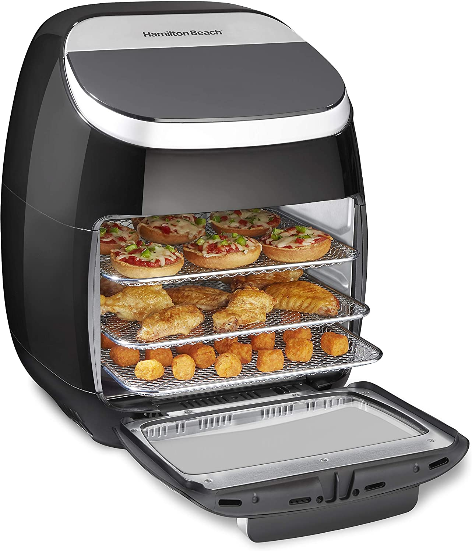Hamilton Beach 11.6 QT Digital Air Fryer Oven
