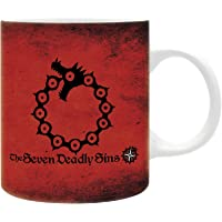 ABYstyle - THE SEVEN DEADLY SINS - Tazza - 320 ml - Emblemi
