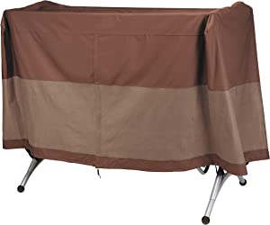 Duck Covers Ultimate Waterproof 90 Inch Canopy Swing Cover