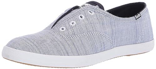 Chillax Yarn Dye Stripe Sneaker