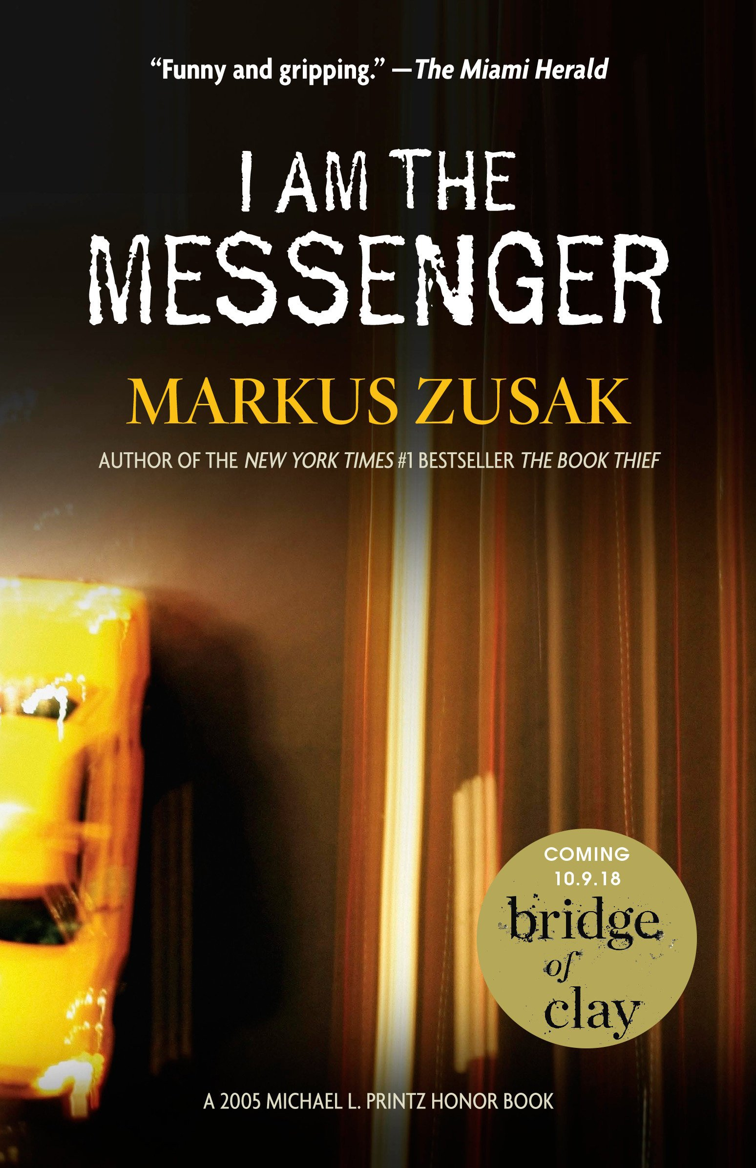 i am the messenger chapter summary ebook