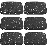 Rubber Ground Mat, Treadmill Mat Sound Insulation Wear‑Resistant Elastic Non‑Slip Insulated with Treadmill Mat for…