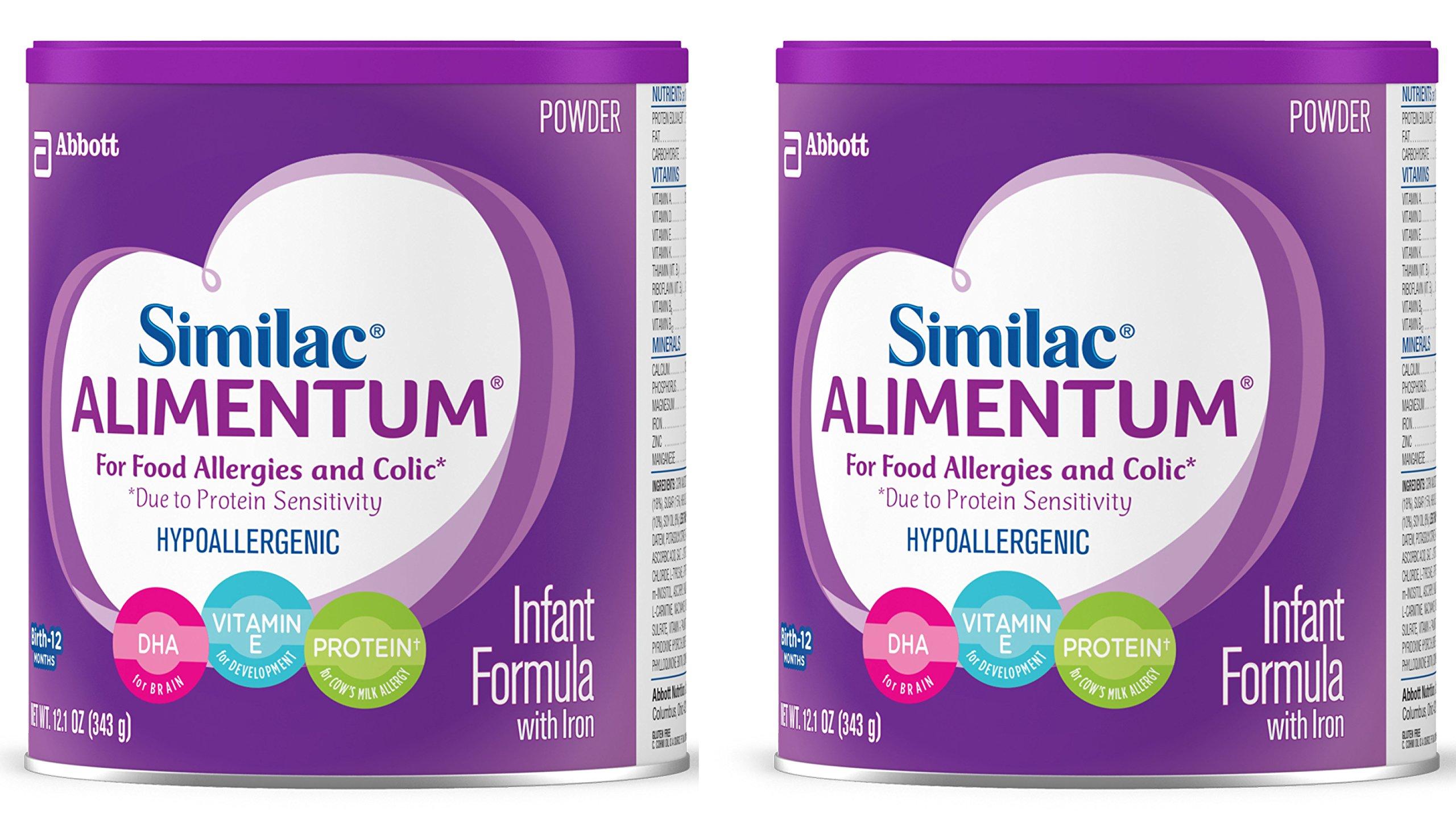 Similac Alimentum powder 2 pack by Similac (Image #1)