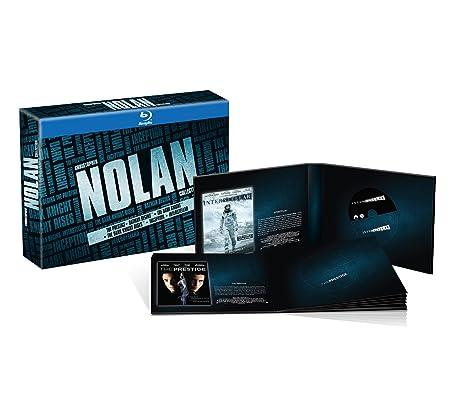 The Christopher Nolan Collection - Interstellar/Inception/Batman Begins/The Dark Knight/The Dark Knight Rises/The Prestige: Amazon.es: Cine y Series TV