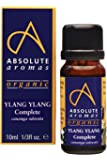 Absolute Aromas Organic Ylang Ylang Complete Essential Oil 10ml - Certified