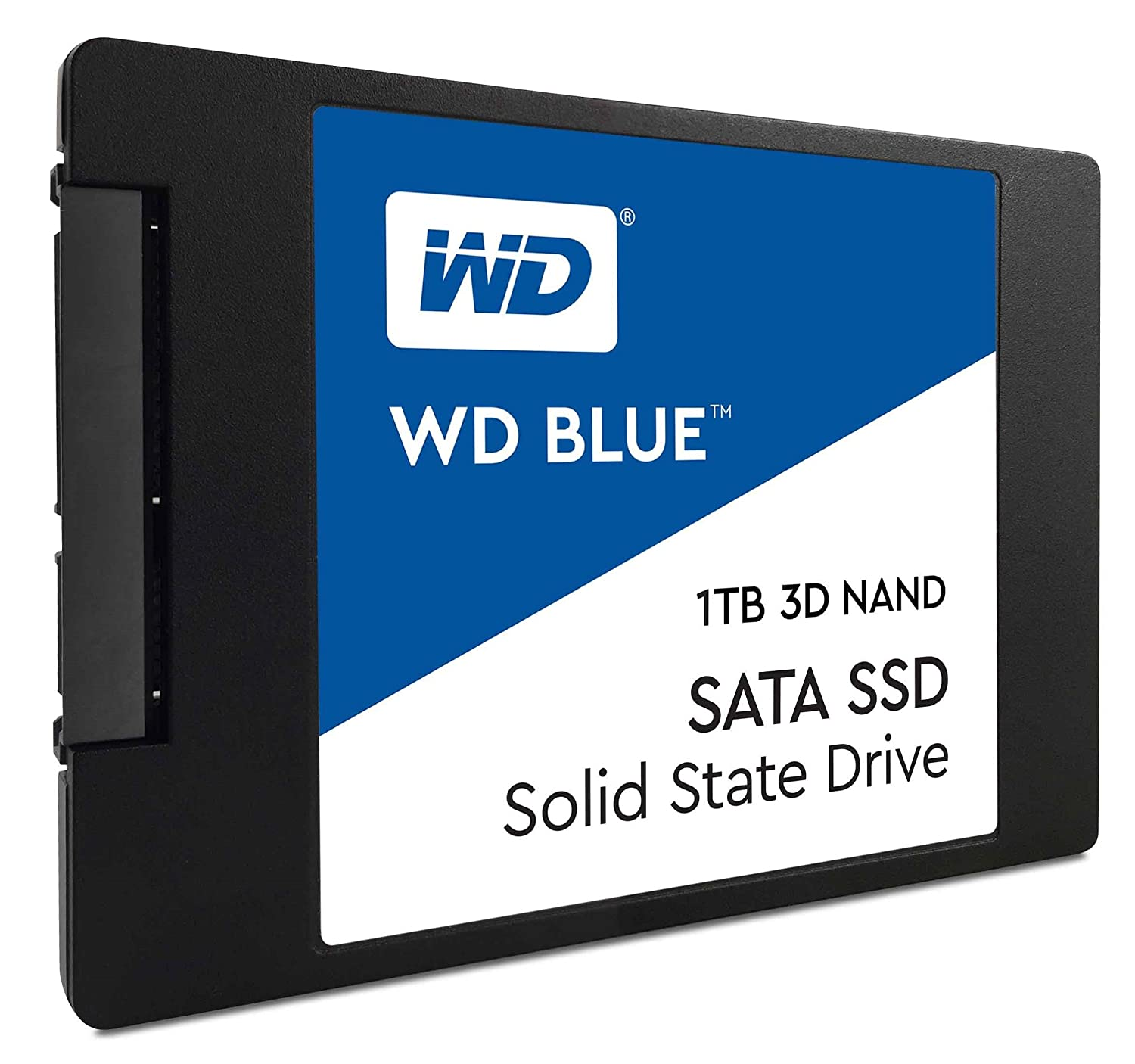 Western Digital Blue 3D NAND 1TB PC SSD - SATA III 6 Gb/s