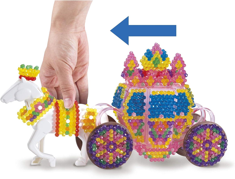 Aquabeads Set carruaje de cristal en 3D Epoch 31363