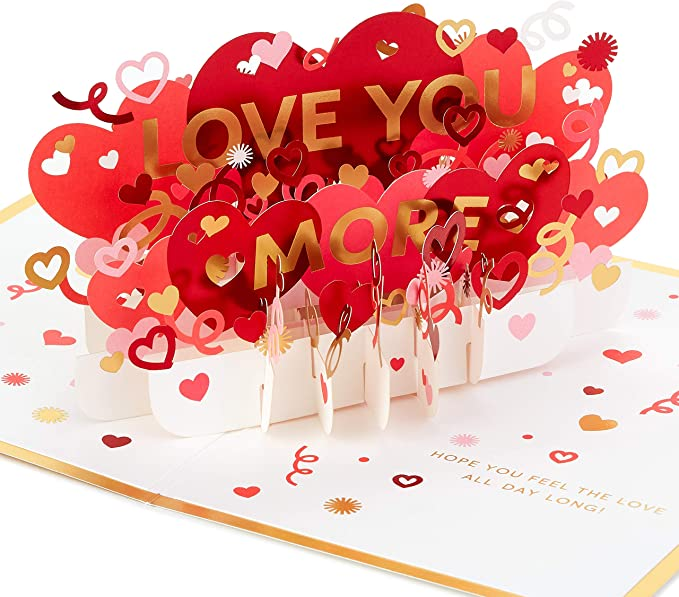 Hallmark Signature Valentines Day Card All The Feels