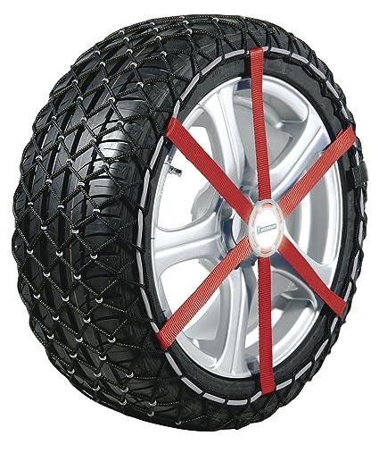 Michelin CUS7912 Easy - Cadenas de nieve (X13, 4x4): Amazon.es: Coche y moto