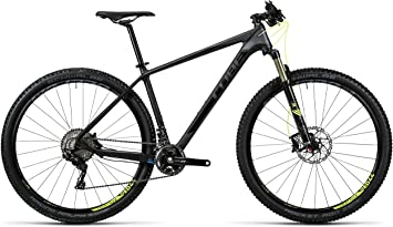 Bicicleta Montaña Cube reaction GTC SL, 29 pulgadas: Amazon.es ...