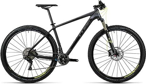 Bicicleta Montaña Cube reaction GTC SL, 29 pulgadas: Amazon.es ...