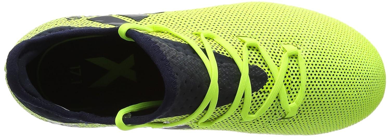 Adidas S82297 Unisex-Erwachsene X 17.1 Fg Jr S82297 Adidas Sneaker Mehrfarbig (Indigo 001) 1c7f10