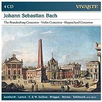 Bach:Concerti Brandeburghesi E Per Violino [4 CD]