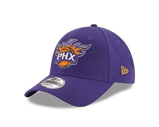 A NEW ERA ERA Gorra de Béisbol 9FORTY NBA The League Phoenix Suns Púrpura