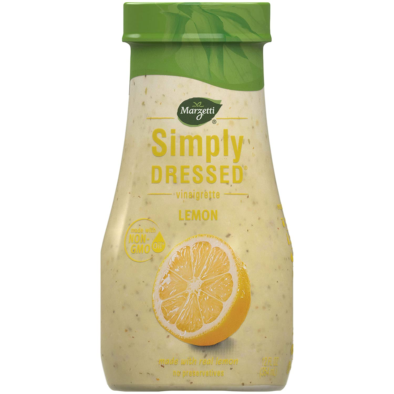 Marzetti Simply Dressed Lemon Vinaigrette, 12 oz., Pack of 3