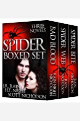The Spider Trilogy: The Complete Series Kindle Edition