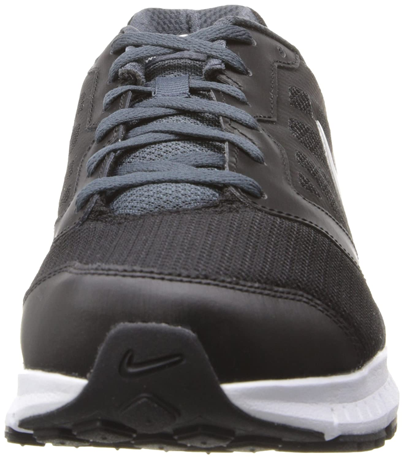 Nike Downshifter 6 Running Shoe B00IECDX64 7 D(M) US|Black/Magnet Grey/White